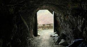 Walk Straight Through A Mountain On The Ptarmigan Tunnel Trail In Montana