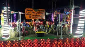 Alabama's Halloween Fairyland At Tannehill Ironworks Historical State Park Is A Can't-Miss This Halloween