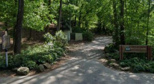 A Mysterious Woodland Trail In Alabama Will Take You To The Original Irondale Furnace Ruins