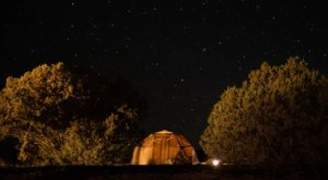 These Grand Canyon Geodomes Will Take Your Arizona Glamping Experience To A Whole New Level