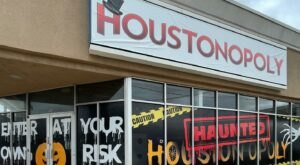 Play A Life-Size Game Of Halloween-Themed Monopoly In Houston, Texas This October