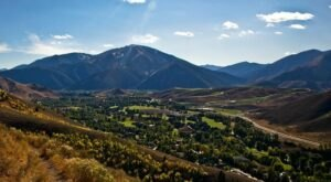 Fall Is The Perfect Time To Visit This Historic Mountain Town In Idaho
