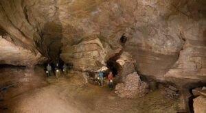 Walk Straight Through A Mountain On This Colorado Cavern Tour