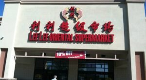 The Exotic Lee Lee International Supermarket In Arizona Sells Soda And Snacks From All Over The World