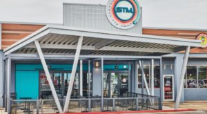 Shoot The Moon Is A Watering Hole In Texas With 80 Self-Service Taps