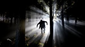This Haunted Trail In Oklahoma Will Take You Somewhere Absolutely Terrifying