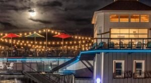 Enjoy Fine Dining At The Luxurious RV Park, The Regatta On Grand In Oklahoma