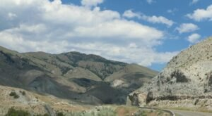 Travel Through Ghost Towns, Forests, and Mountains Views On This Scenic Byway In Idaho