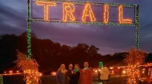 Trail Of Jack-O-Lanterns In Maryland Is A Glowing Event Loved By Both Children And Adults