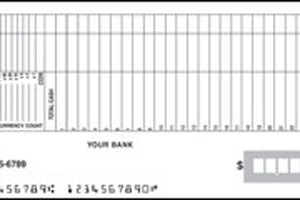 How to Pay With Electronic Checks