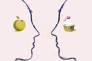 ¿Cómo evito pensar en comida mientras estoy a dieta?