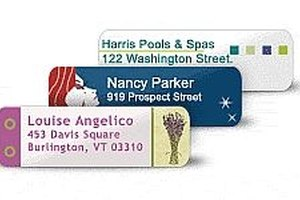How to get Free Address Labels