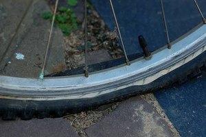 Cómo hacer un parche para bicicleta