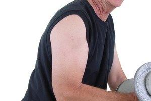 Cómo recuperar masa muscular