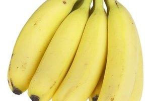 Cómo comer una banana para desayunar