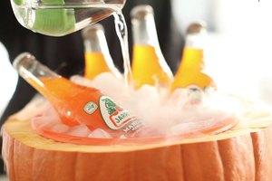 Spooky Halloween Ice Bucket