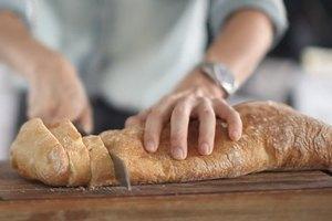 Savory Prosciutto & Mustard Tartine