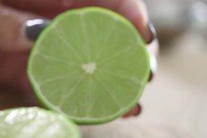 Get Glowing Apple Cider Vinegar Limeade