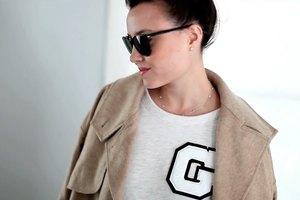 LEAFIT: Varsity Sweatshirt