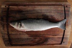 Aliza Sok's Roasted Lemon Sea Bass