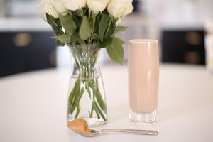 The Runner's Chocolate Peanut Butter Shake