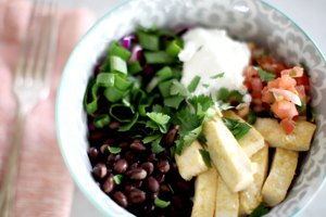 Tofu Mexican-Inspired Salad
