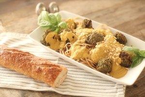 Chickpea Lentil Veggie Meatballs