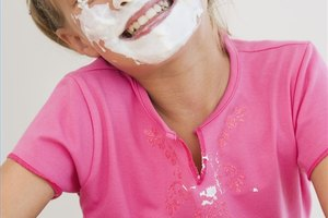 How to Use Canned Whipped Cream as a Beauty Aid