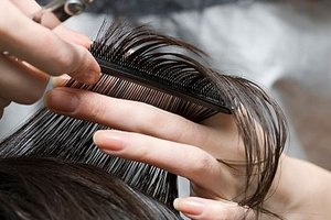 How to Layer Cut Your Own Hair