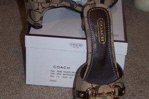 How to Spot Fake Coach Shoes