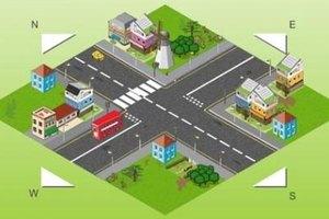 Build a Virtual City