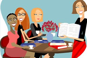 How To Lead A Book Club Discussion The Pen And The Pad