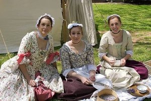 About Recreation in Colonial Times