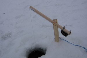 How to Build Tip-Downs for Ice Fishing