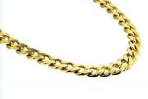 How to Make a Gold Chain