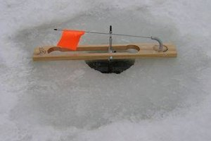 How to Build an Ice Fishing Tip-Up
