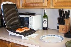 How to Operate a George Foreman Grill