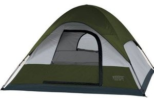 How to Put Up a Wenzel Tent