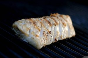 How to Grill a Cod Fillet