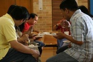 Decorating Ideas for a Church Fellowship Hall