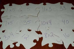 How to Make a Math Puzzle