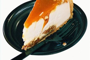 How to Bake a Cheesecake in a Small Glass Pan