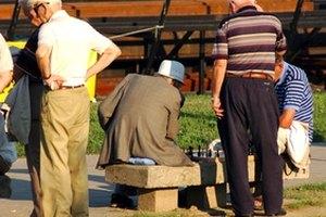 Activities help maintain health in the elderly.