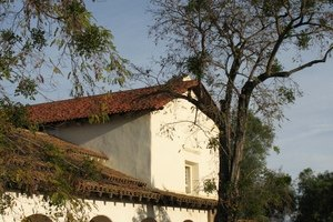 How to Make a Model of Mission San Juan Bautista