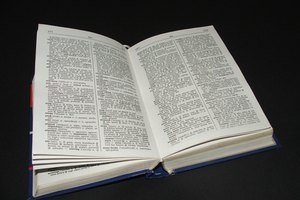 What Is the Difference Between a Collegiate Dictionary & a Regular One?