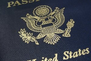 Passports represent a form of nationality and personal identity.
