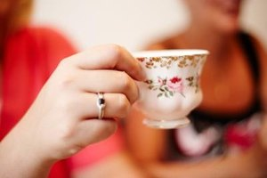 A bone china teacup would be appropriate for a 36th anniversary gift.