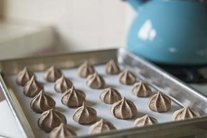 Use lemon juice as a cream of tartar substitute in meringues.
