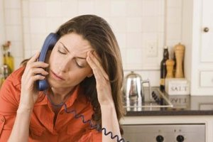 A friend who calls too often can be a significant source of emotional stress.