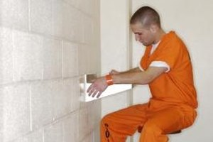 Write letters to your imprisoned son as a way of maintaining family ties.